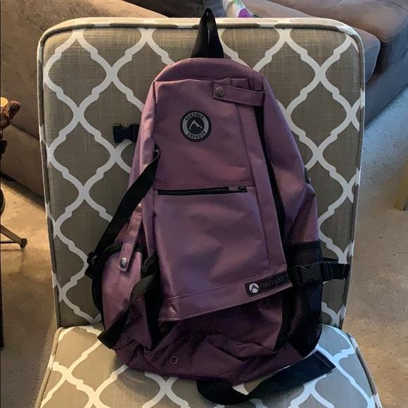 9b47d794fd25 Handbags - Aurorae Yoga Mat Bag Backpack